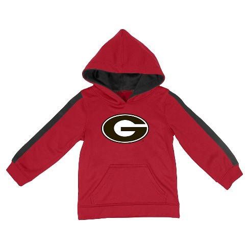 Georgia Bulldogs Toddler Boys' Hooded Sweatshirt - image 1 of 1