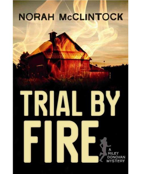 Trial by Fire (Paperback) (Norah McClintock) - image 1 of 1