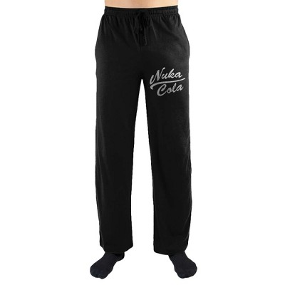 Fallout Nuka Cola Logo Print Men's Loungewear Lounge Pants