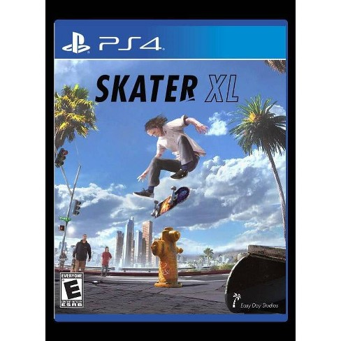 Skater XL - PlayStation 4 - image 1 of 1