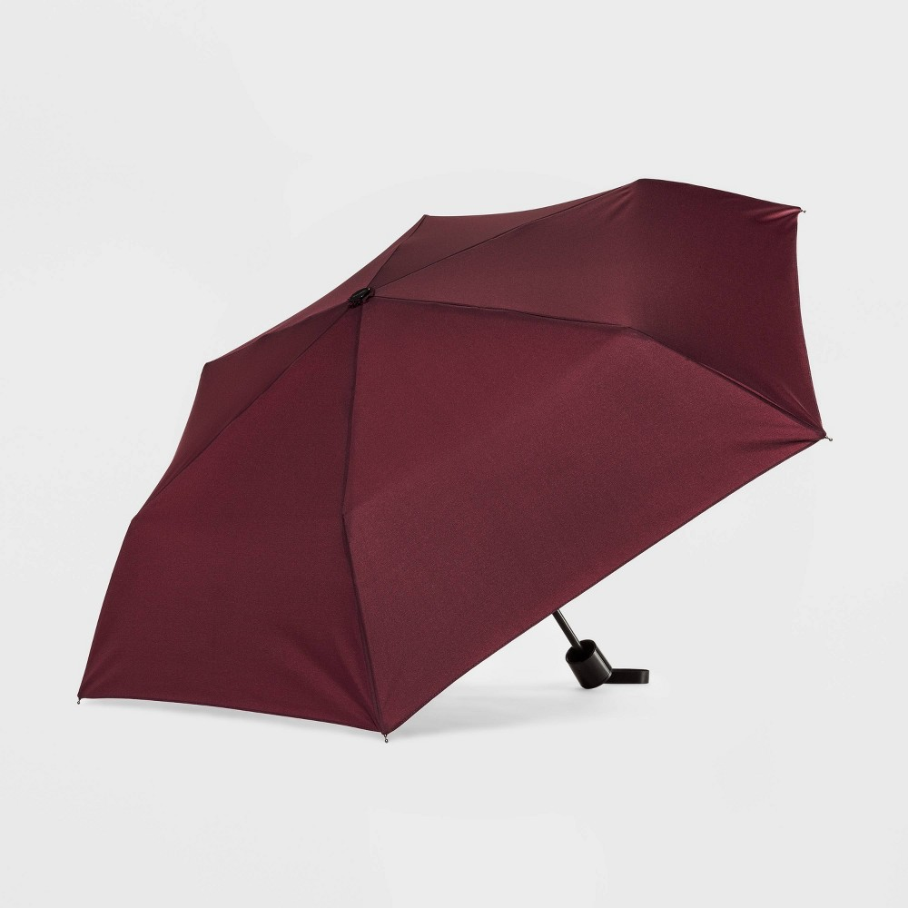 Image of Cirra by Shedrain Compact Umbrella - Purple, Adult Unisex