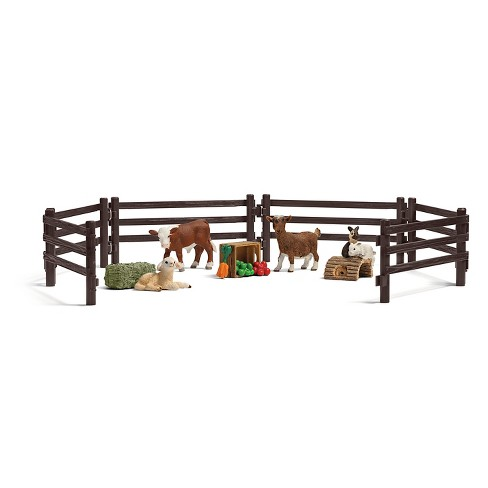 Schleich Children's Zoo Playset - image 1 of 1