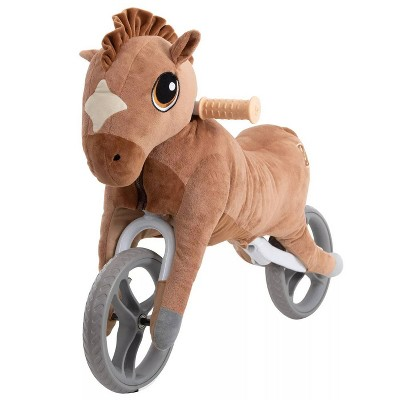 "Y-Volution My Buddy Wheels 8"" Kids' Balance Bike - Horse"
