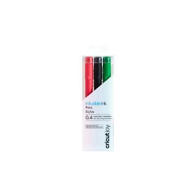 Cricut Joy 3pk 0.4 Fine Point Infusible Ink Pens