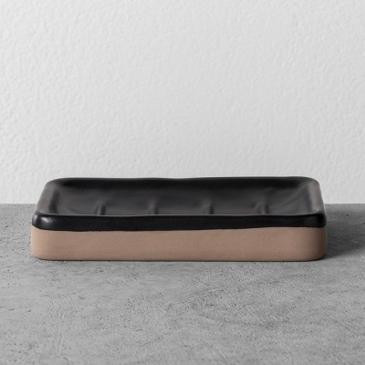 Soap Dish - Black - Hearth & Hand™ with Magnolia