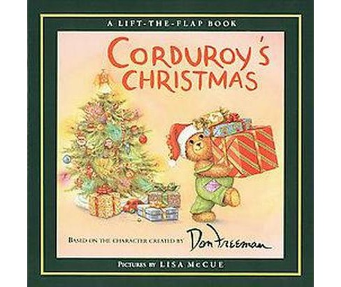 Corduroy's Christmas (School And Library) (B. G. Hennessy) - image 1 of 1