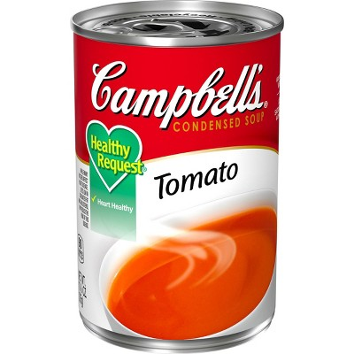 Campbell's Condensed Healthy Request Tomato Soup 10.75oz