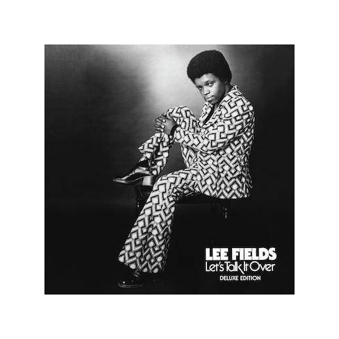 Lee Fields - Let's Talk It Over (CD) - image 1 of 1