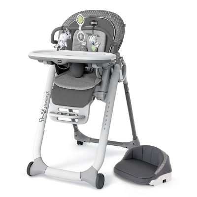 Chicco Polly Progress Relax High Chair - Silhouette