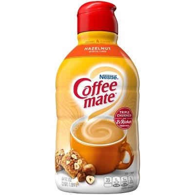 Coffee mate Hazelnut Coffee Creamer - 0.5gal