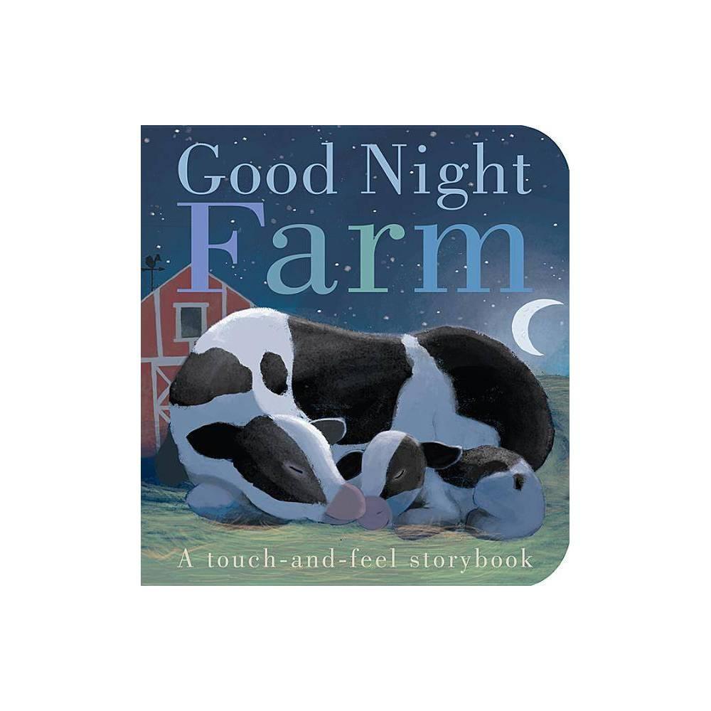 Good Night Farm Hardcover Patricia Hegarty