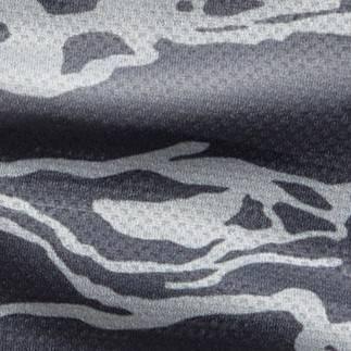 Silver Camo Print