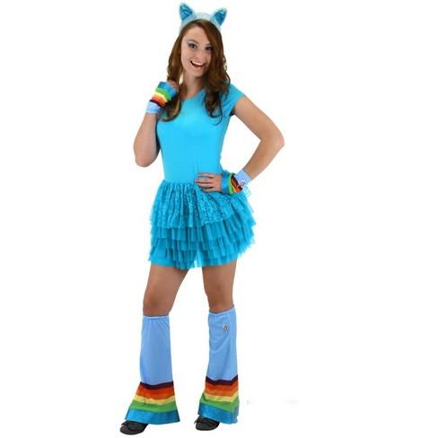 Elope My Little Pony Rainbow Dash Costume Hoofwarmer Kit Target
