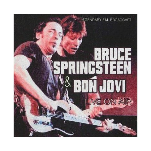 Bruce Springsteen - Live On Air (CD) - image 1 of 1