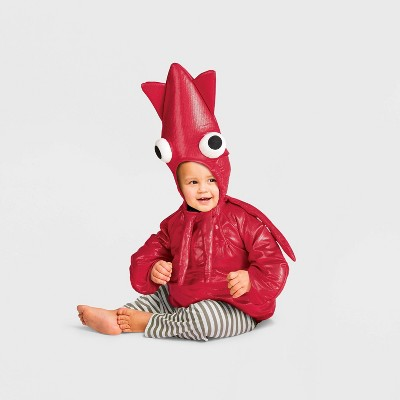 Baby Pullover Red Squid Halloween Costume - Hyde & EEK! Boutique™