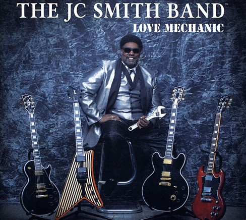 J.C. band smith - Love mechanic (CD) - image 1 of 1