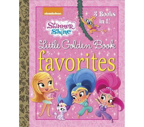 Backyard Nickelodeon shimmer and shine : 3 books in 1! - backyard ballet / wish upon a