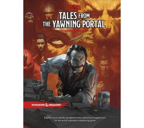 Tales from the Yawning Portal (Hardcover) - image 1 of 1