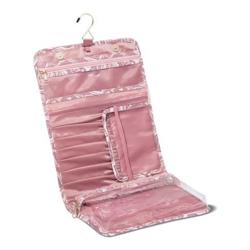 2348127bbb Sonia Kashuk™ Hanging Makeup Organizer - Pink Marble   Target