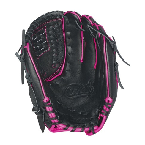 "Wilson A450 12"" Fastpitch Glove - Black/Pink - image 1 of 2"