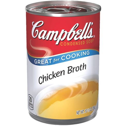 Campbell's® Condensed Chicken Broth Soup 10.5 oz - image 1 of 6