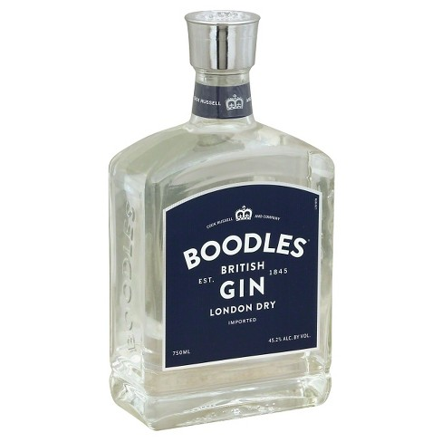 Boodles® Gin - 750mL Bottle - image 1 of 1