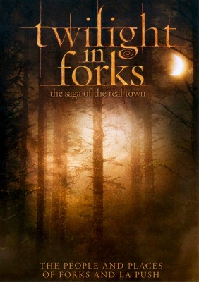 Twilight in Forks: The Saga of the Real Town (DVD)