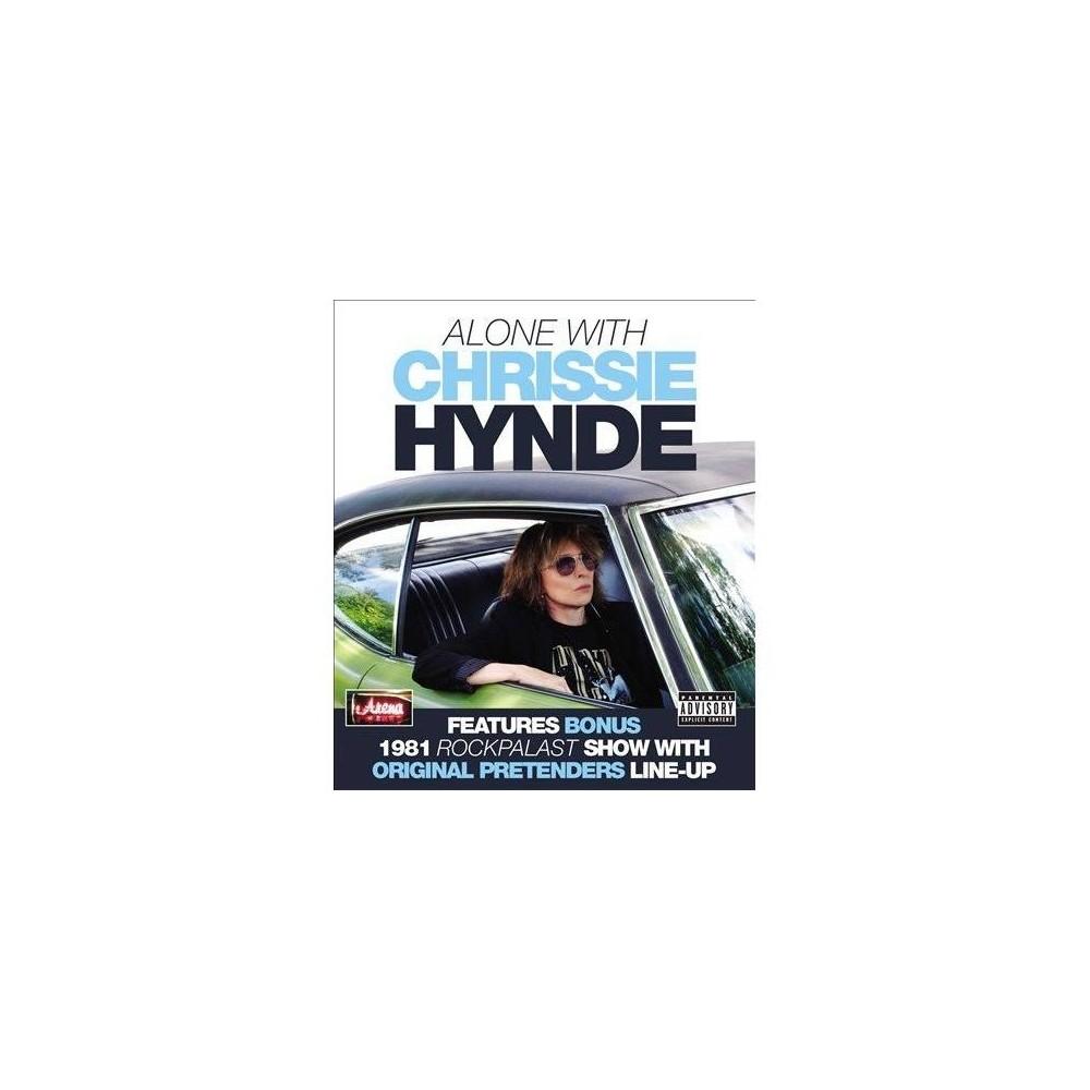 Chrissie Hynde - Alone With Chrissie Hynde (Dvd) Chrissie Hynde - Alone With Chrissie Hynde (Dvd)