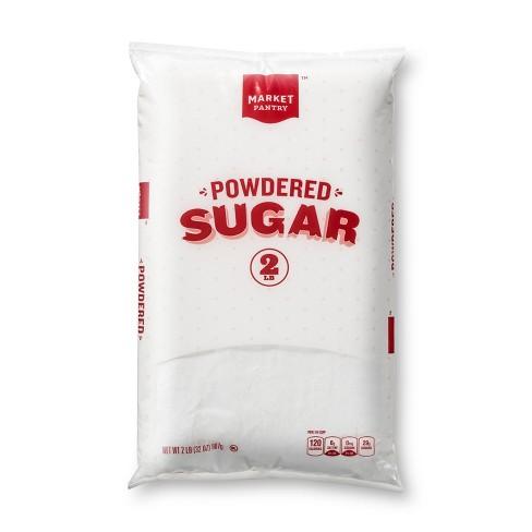 Powdered Sugar - 2lbs - Market Pantry™ - image 1 of 1