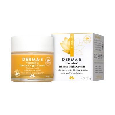 Derma E Vitamin C Night Cream - 2oz