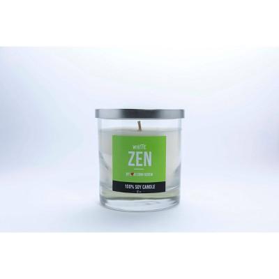 Zen White Candle - Love Cork Screw