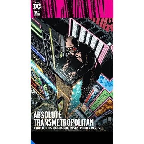 Absolute Transmetropolitan Vol. 1 (New Printing) - by  Warren Ellis (Hardcover) - image 1 of 1