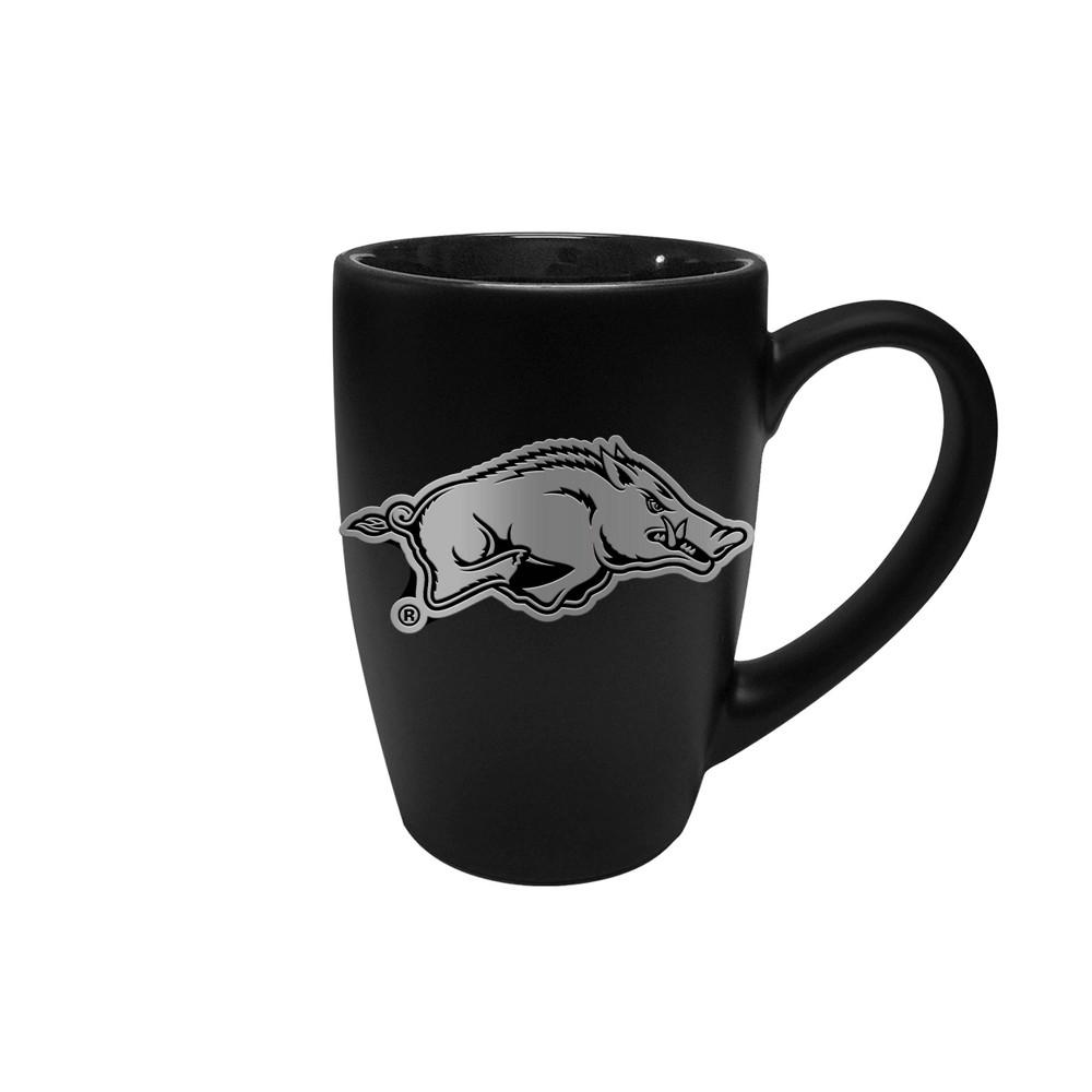 Ncaa Arkansas Razorbacks 15oz Stealth Bistro Mug