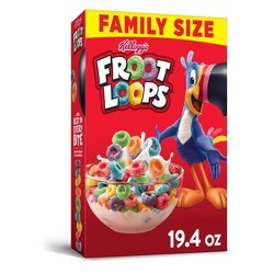 Froot Loops Breakfast Cereal - 19.4oz - Kellogg's