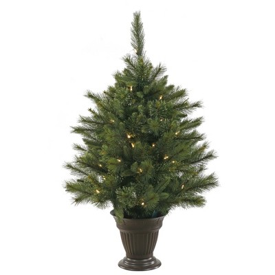 Vickerman Cashmere Pine Artificial Christmas Tree
