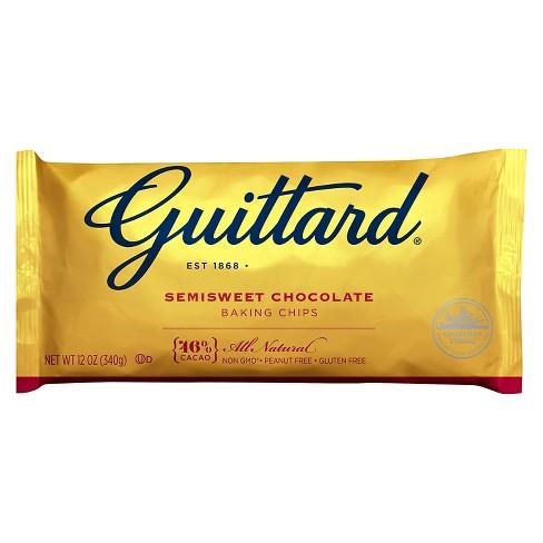 Guittard Semisweet Chocolate Baking Chips - 12oz - image 1 of 1