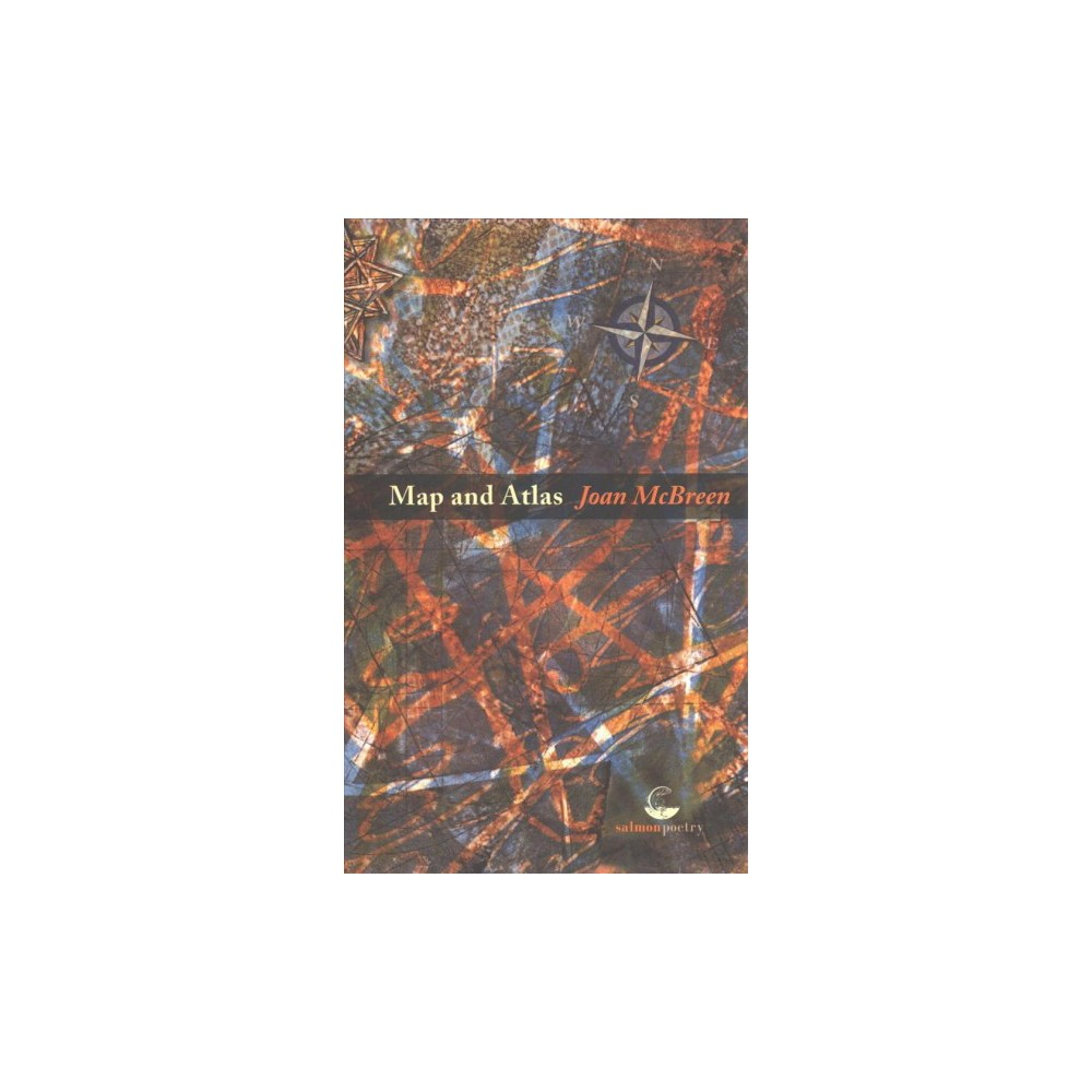 Map and Atlas (Paperback) (Joan McBreen)