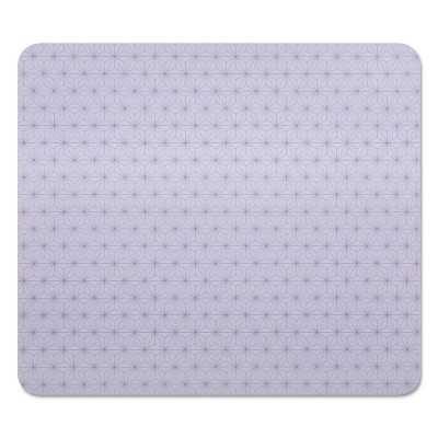 3M Precise Mouse Pad Nonskid Back 9 x 8 Gray/Frostbyte MP114BSD2