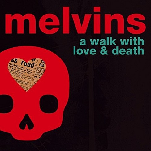 Melvins - Walk With Love And Death (CD) - image 1 of 1