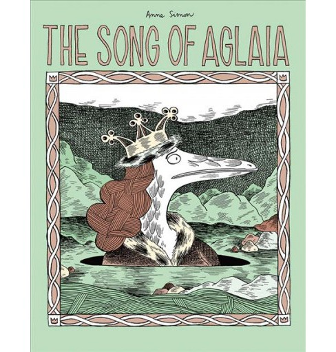 Song of Aglaia -  by Anne Simon (Hardcover) - image 1 of 1