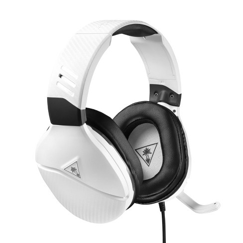 Turtle Beach Recon 200 Amplified Gaming Headset for Xbox One/Series X/S/PlayStation 4/5  - White - image 1 of 4