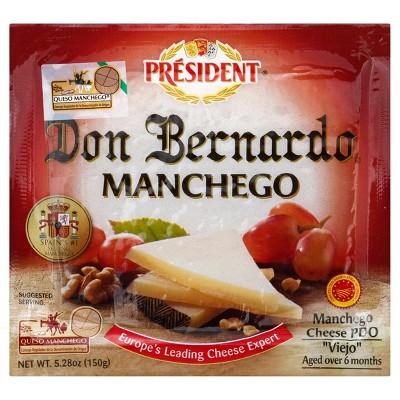 President Don Bernardo Manchego Cheese - 5.28oz