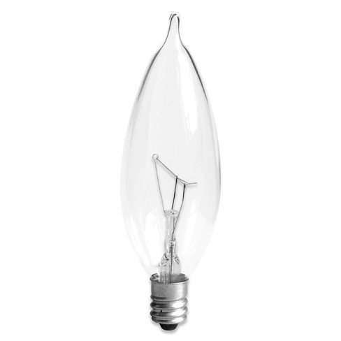 Ge 25 watt cac long life incandescent chandelier light bulb 4 pack ge 25 watt cac long life incandescent chandelier light bulb 4 pack soft white target aloadofball Gallery