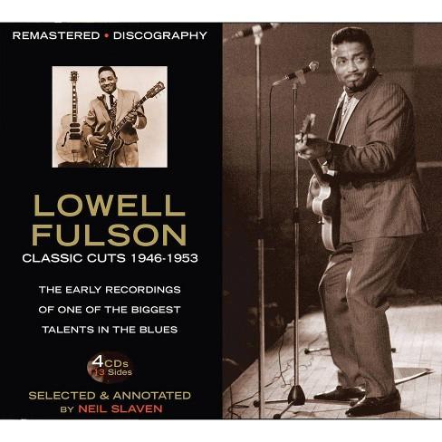 Lowell Fulson - Classic Cuts: 1946-1953 (CD) - image 1 of 1