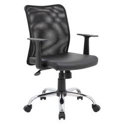Budget Mesh Task Chair Black - Boss