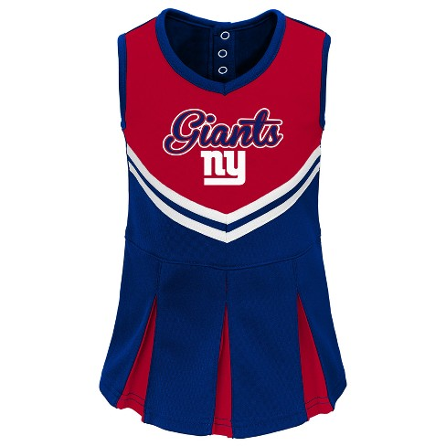 New York Giants Infant-Toddler In the Spirit Cheer Set 2T - image 1 of 2
