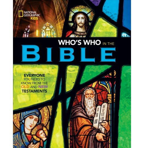 Who's Who in the Bible : Everyone You Need to Know from the Old and New Testaments (Hardcover) (Jill - image 1 of 1