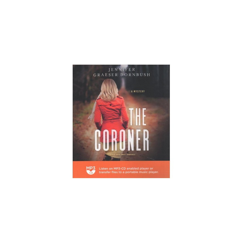 Coroner - by Jennifer Graeser Dornbush (MP3-CD)