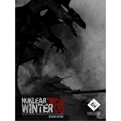 Nuklear Winter '68 (2nd Edition) Board Game