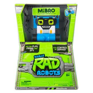 Really Rad Robots - MiBro Remote Control RC Robot